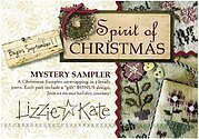Spirit of Christmas Mystery Sampler Part 1