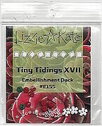 Embellishment Pack for Tiny Tidings #155 XVII