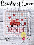 Loads of Love - Valentines Cross Stitch Pattern