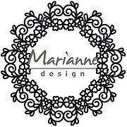 Marianne Craftables Die Cutting Stencil CHICKENWIRE CR1401