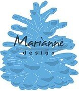 Tiny's Pine Cone - Marianne Design Craft Die