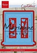 Tiny's Window - Marianne Design Craft Die