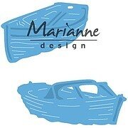 Tiny's Boats - Marianne Design Creatables  Die