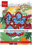 Tiny's Autumn Leaves - Marianne Design Creatables Die