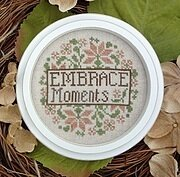 Embrace Moments - Cross Stitch Pattern