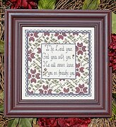 God With You - Cross Stitch Pattern