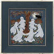 Ghost Dance - Beaded Cross Stitch Kit