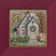 Cindy Cane by Mill Hill beaded cross stitch kit