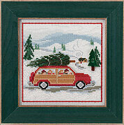 Family Tree - Beaded Cross Stitch Kit