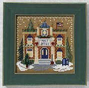 Post Office - Beaded Cross Stitch Kit