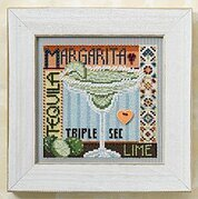 Margarita - Beaded Cross Stitch Kit