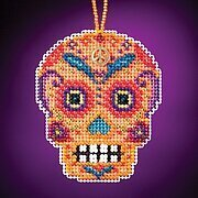 Naranja - Beaded Cross Stitch Kit