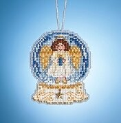 Angel Globe - Beaded Cross Stitch Kit