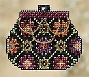 Coin Purse - Beaded Cross Stitch Kit