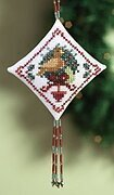 Partridge - Beaded Cross Stitch Kit
