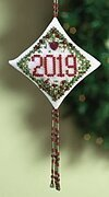 Holiday Memory - Beaded Cross Stitch Kit