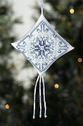 Snowflake - Beaded Cross Stitch Kit