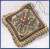 Starlight Lily - Beaded Cross Stitch Kit