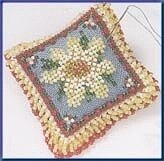 Daisy Dream - Beaded Cross Stitch Kit
