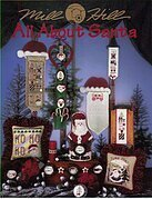 All About Santa - Cross Stitch Pattern