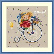 """Counted Cross Stitch Kits 14CT Easy Patterns Embroidery Needlework 8.2/""""x8.2/"""""""