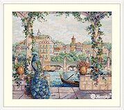Palace Pier - Cross Stitch Kit