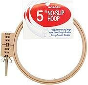 No-Slip Embroidery Hoop - Plastic - 5 inch