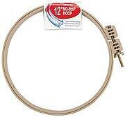 No-Slip Embroidery Hoop - Plastic - 12 inch