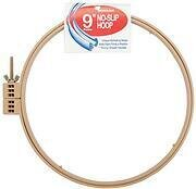 No-Slip Embroidery Hoop - Plastic - 9 inch