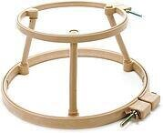 "Lap Stand Combo 10"" And 14"" Hoops"