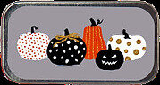 Pumpkin Party Mini Needle Slide