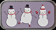 Snow Friends Mini Needle Slide