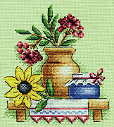 Gifts of Autumn - Cross Stitch Kit