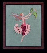Melody - Cross Stitch Pattern