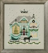 Coffee House, The - Cross Stitch Pattern