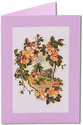 Flower Cottage - Cross Stitch Kit