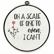 One to Even - Cross Stitch Pattern