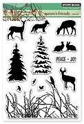 Nature's Friend - Clear Stamp