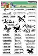 Snippets - Clear Stamp