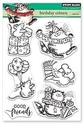 Birthday Critters - Clear Stamp