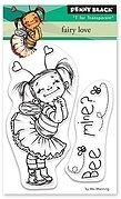 Fairy Love - Penny Black Clear Stamp