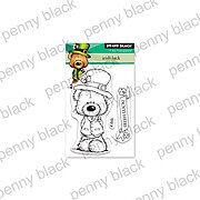 Irish Luck - Penny Black Clear Stamp