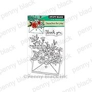 Bunches for You - Penny Black Clear Stamp