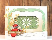Santa's Crew - Christmas Clear Stamp