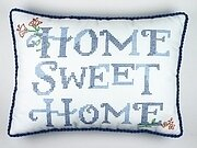 Home Sweet Home - Susan Branch - Stamped Cross Stitch