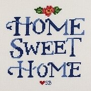 Home Sweet Home - Cross Stitch Kit