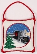 Christmas Train - Cross Stitch Kit