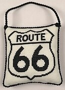 Route 66 - Cross Stitch Kit