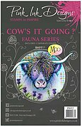 Cow's It Going? - Pink Ink Designs Clear Stamp