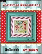 Christmas Expressions - Smidgen - Cross Stitch Pattern